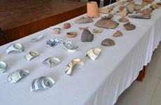 Nhiều phát hiện mới lạ ở kinh đô vương triều Vijaya tại Bình Định