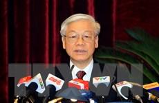 Phát biểu của Tổng Bí thư bế mạc Hội nghị Trung ương 13