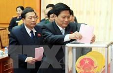Phê chuẩn nhân sự tỉnh Bắc Giang, Lạng Sơn và Trà Vinh