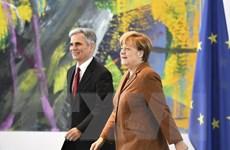 """Nước Đức với vai trò """"đầu tàu"""" tích cực của châu Âu năm 2015"""