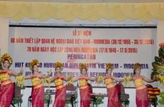 Thư chúc mừng ngày thiết lập quan hệ ngoại giao Việt Nam-Indonesia