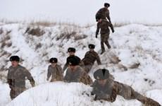 Hàng nghìn lính thủy đánh bộ Trung Quốc sẽ diễn tập tại Tân Cương