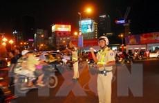 Đẩy mạnh chống tiêu cực trong lực lượng cảnh sát giao thông