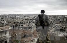 Nga: Có khả năng tổ chức IS đang sử dụng vũ khí hóa học tại Syria