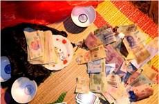 Thành phố Hồ Chí Minh: Triệt phá sòng bạc lớn tại khu Sở Thùng
