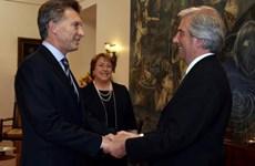 Argentina và Uruguay cam kết cải thiện mối quan hệ lịch sử