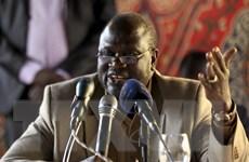 Chính phủ và phe nổi dậy Nam Sudan nhất trí chia sẻ vị trí nội các