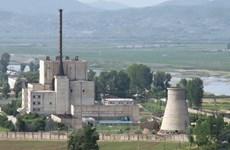 """Lò hạt nhân nước nhẹ của Triều Tiên """"gần như đã sẵn sàng hoạt động"""""""