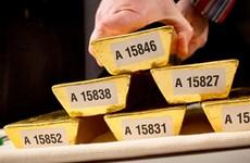 Kỳ vọng vào chính sách kinh tế mới của Bắc Kinh khiến vàng giảm giá