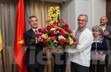 Kỷ niệm 50 năm thành lập Hội Hữu nghị Ukraine-Việt Nam
