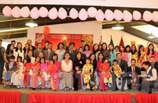Cộng đồng người Việt tại Mexico và Hà Lan đón Tết Bính Thân