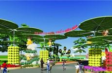 Lễ hội đường hoa Trấn Biên diễn ra từ ngày 5-13/2 tại Đồng Nai