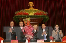 Lãnh đạo các chính đảng nước ngoài gửi điện chúc mừng Tổng Bí thư
