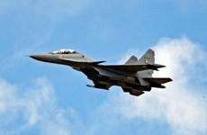 Nga chuẩn bị đưa nhiều máy bay Su-30SM mới tới Crimea