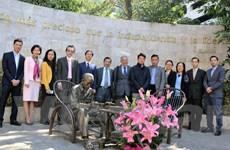 Cộng đồng người Việt tại Mexico và Hoa Kỳ gặp mặt đón Xuân