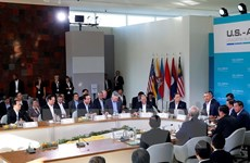 Lãnh đạo doanh nghiệp ASEAN-Hoa Kỳ: Mất ngủ vì căng thẳng Biển Đông