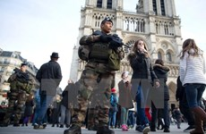 Mối đe dọa tấn công khủng bố tại Pháp cao chưa từng có