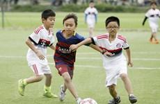Na Uy hỗ trợ Thừa Thiên-Huế phát triển bóng đá cộng đồng