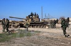 Nga bắt đầu đàm phán ngừng bắn với các nhóm đối lập Syria