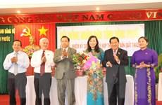 Bầu bổ sung chức danh Phó Chủ tịch Ủy ban Nhân dân tỉnh Bình Phước