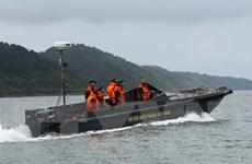 Đẩy mạnh công tác đối ngoại biên phòng, bảo vệ chủ quyền trên biển