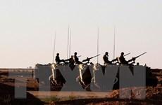 Jordan truy quét các tay súng Hồi giáo gần biên giới Syria