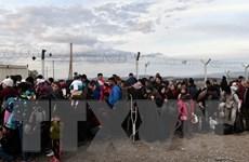 Quốc hội Hy Lạp phê chuẩn thỏa thuận tị nạn EU-Thổ Nhĩ Kỳ