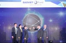 Baoviet Fund ra mắt Quỹ Đầu tư Trái phiếu Bảo Việt BVBF
