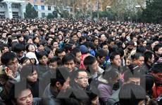 Dân số Trung Quốc sẽ đạt mức 1,42 tỷ người vào năm 2020