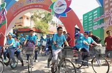 TP. Hồ Chí Minh ra quân phát động Chiến dịch Giờ Trái Đất năm 2016