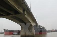 Lập tổ công tác khắc phục vụ tàu hàng mắc kẹt vào cầu An Thái