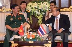 Việt Nam-Thái Lan thảo luận hợp tác tìm kiếm hài cốt liệt sỹ