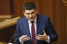 Báo Anh: Chủ tịch Quốc hội Ukraine có thể là tân thủ tướng