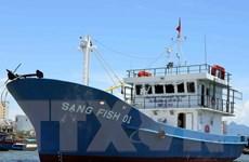 Đà Nẵng hạ thủy tàu vỏ thép đầu tiên đóng theo Nghị định 67