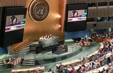 Việt Nam dự hội nghị cấp cao của LHQ về trao quyền cho phụ nữ
