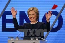 Bà Hillary Clinton tiếp tục chiến thắng tại bang Illinois
