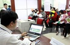 Hà Nội: Số lượt đăng ký tiêm vắcxin Pentaxim nhiều gấp hơn 30 lần
