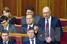 Ukraine bắt đầu đàm phán thành lập chính phủ liên minh mới