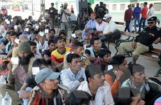 Pakistan lại bắt giữ 55 ngư dân Ấn Độ xâm phạm lãnh hải