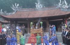Triển khai lắp đặt hệ thống camera tại Khu Di tích lịch sử Đền Hùng