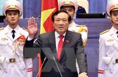 Tân Phó Chủ tịch nước, Chánh án, Viện trưởng VKSND nhậm chức