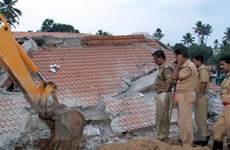 Bắt giữ 20 nghi can trong vụ hỏa hoạn kinh hoàng ở Ấn Độ