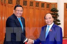 Thủ tướng Nguyễn Xuân Phúc tiếp Bộ trưởng ngoại giao Philippines