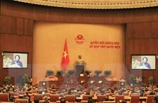 Quốc hội đã hoàn thành chương trình với nhiều nội dung quan trọng