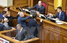 Ukraine: Dự kiến thành phần nội các mới của ông Groisman