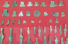 Bảo tàng tỉnh Nam Định tiếp nhận nhiều cổ vật có giá trị