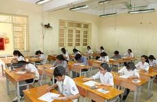 Hà Nội: Cấm việc không cho học sinh có học lực yếu thi vào lớp 10