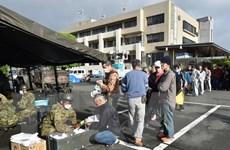 Mỹ hỗ trợ Nhật Bản vận tải hàng không tại vùng bị động đất