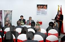 Tọa đàm kỷ niệm 10 năm cố Tổng thống Hugo Chavez thăm Việt Nam