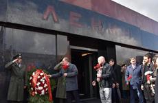 Kỷ niệm ngày sinh lãnh tụ giai cấp vô sản V. Lenin tại LB Nga
